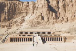 Hatshepsut Temple (Photo by Heather Meinen)