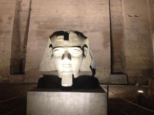 Ramesses Statue